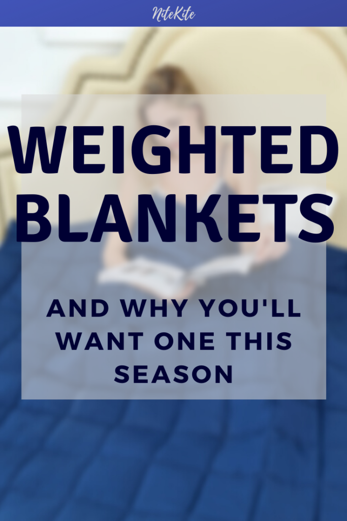 Pin - weighted blankets and uses