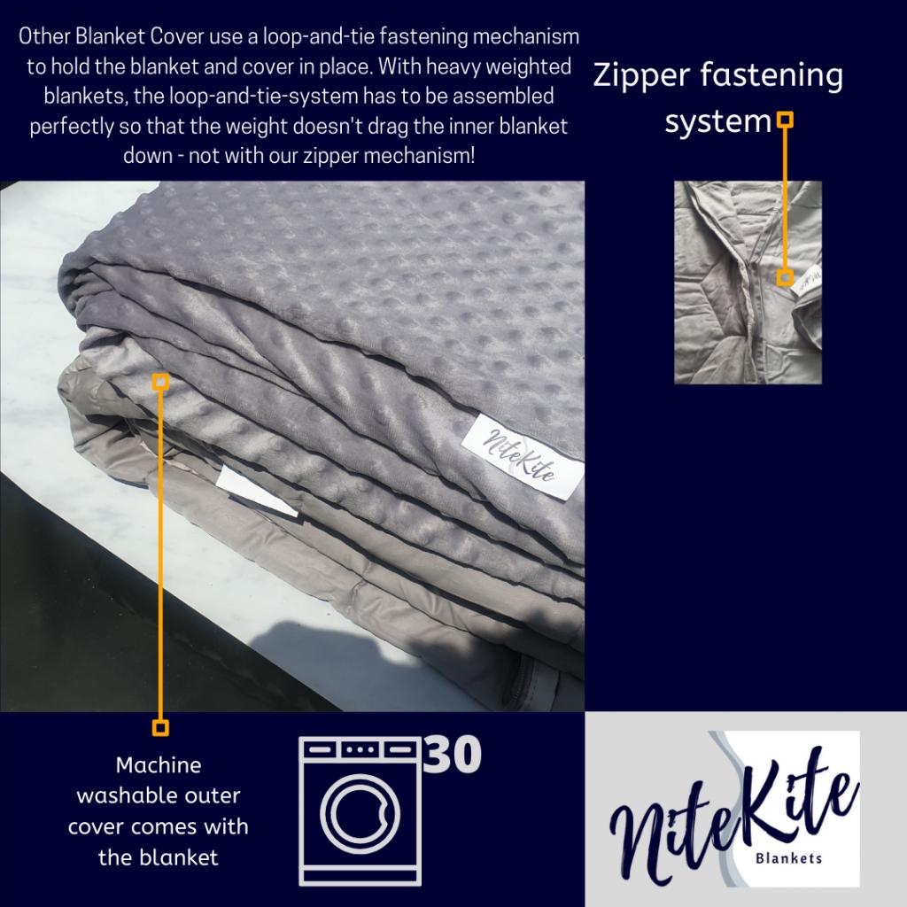 machine washable weighted blanket