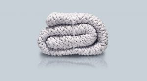 Knitted Blanket UK